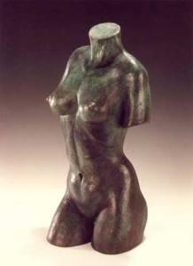Patung torso
